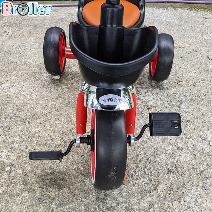 Xe đạp cho bé ba bánh Broller 906A 19
