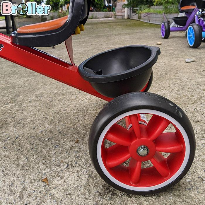 Xe đạp cho bé ba bánh Broller 906A 21