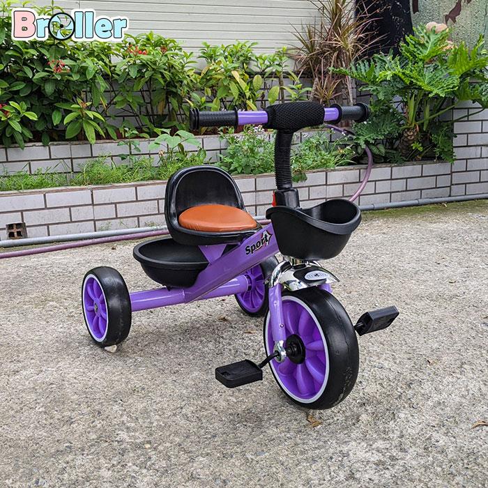 Xe đạp cho bé ba bánh Broller 906A 3