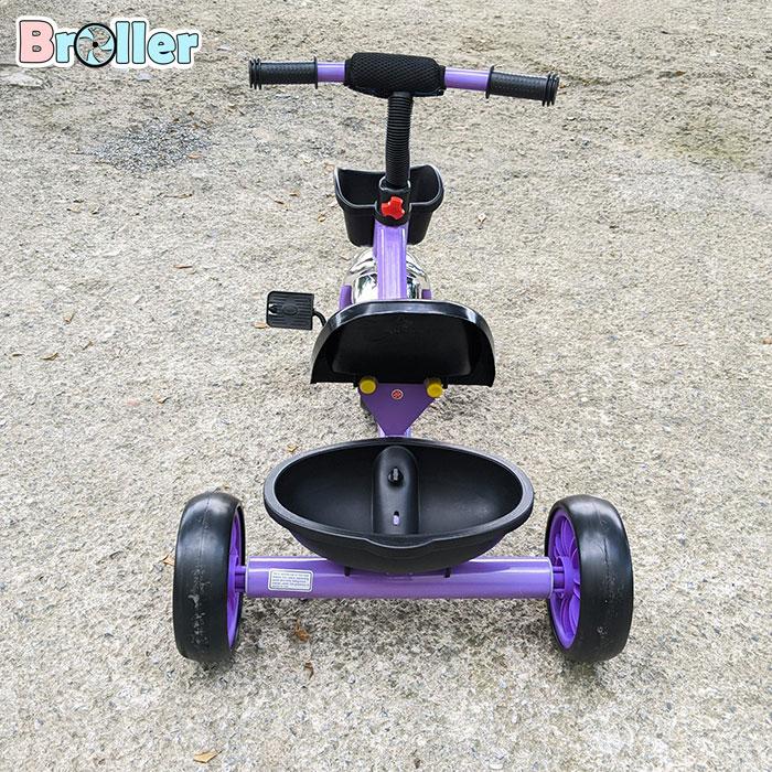 Xe đạp cho bé ba bánh Broller 906A 7