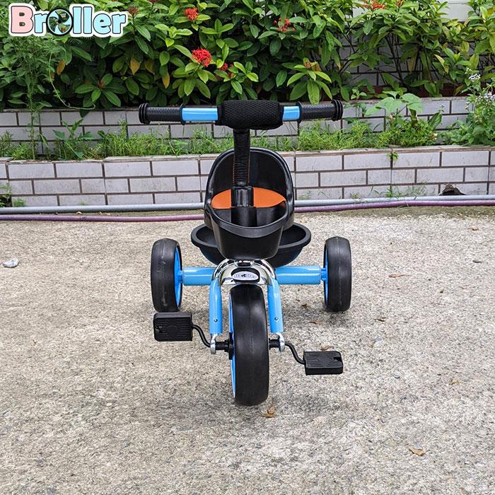 Xe đạp cho bé ba bánh Broller 906A 8