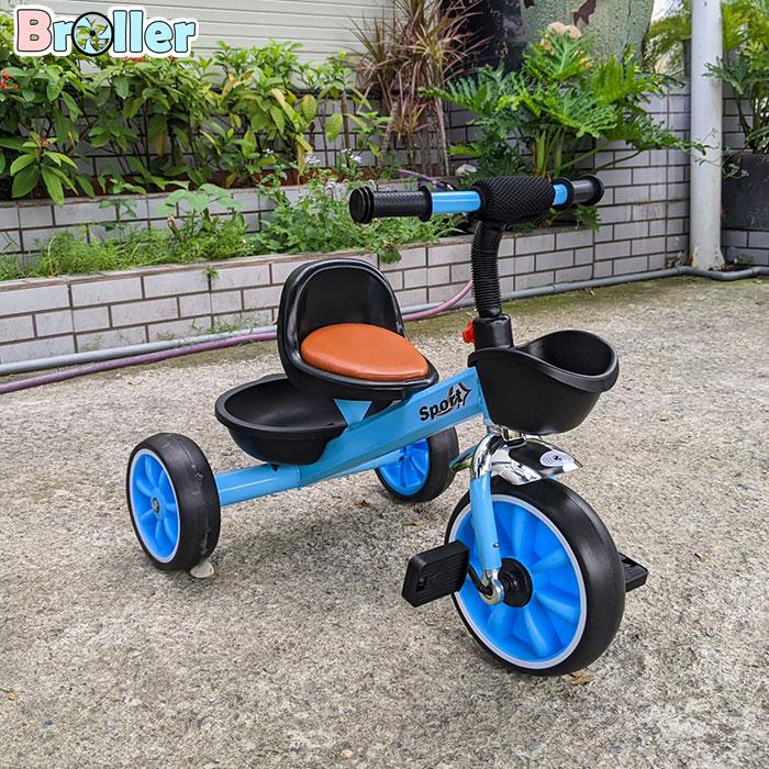 Xe đạp cho bé ba bánh Broller 906A 9