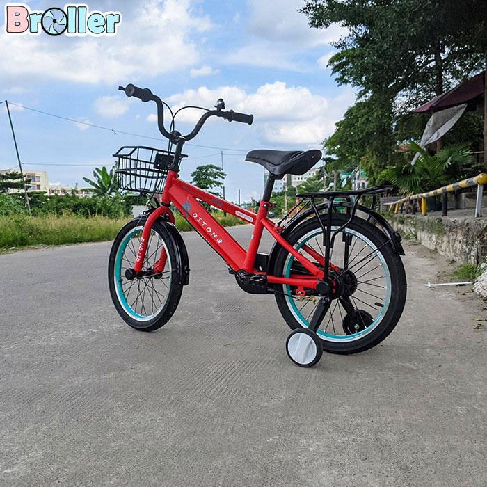 Xe đạp 2 bánh TNXTC-108 17