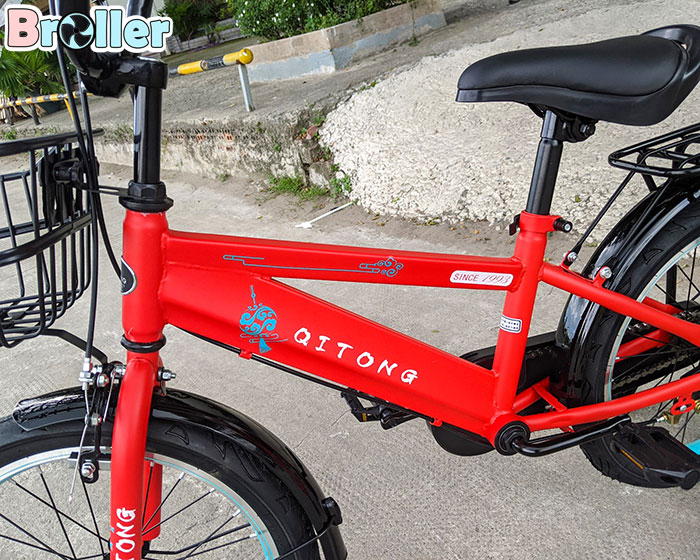 Xe đạp 2 bánh TNXTC-108 23
